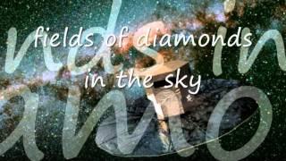 Johnny Cash - Field of diamonds (Lyrics)