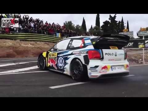 Rally RACC Catalunya 2015 | WRC Spain | Maximum Attack | Crash & Show | HD