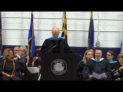 Westerly High School Graduation 2017