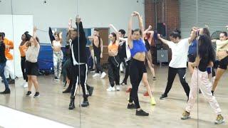Richy Jackson Paper Gangsta -  Lady Gaga Choreography Video