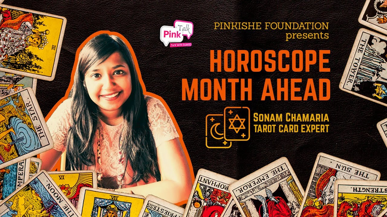 Tarot card reader - Sonam Chamaria : Timeless pick a card reading : Pink talk : Pinkishe Foundation