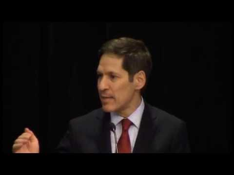 2015 Shattuck Lecture: The Future of Public Health - Thomas Frieden, CDC