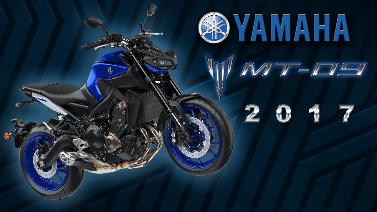 yamaha mt 09 2017 walkaround yamaha blue youtube. Black Bedroom Furniture Sets. Home Design Ideas