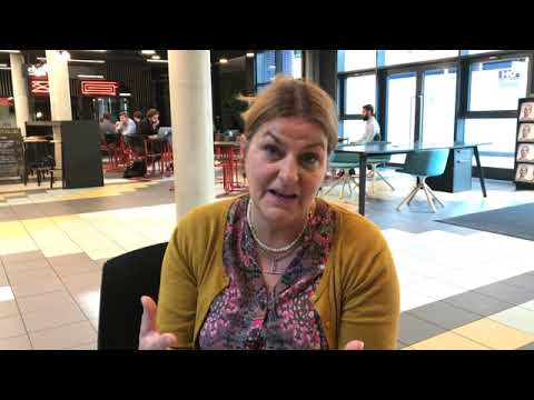 Lucy Davison - ESOMAR Council Elections 2018 candidate - YouTube