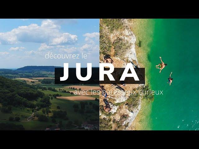 [Voyage] Tourisme vue du ciel : les Montagnes du Jura