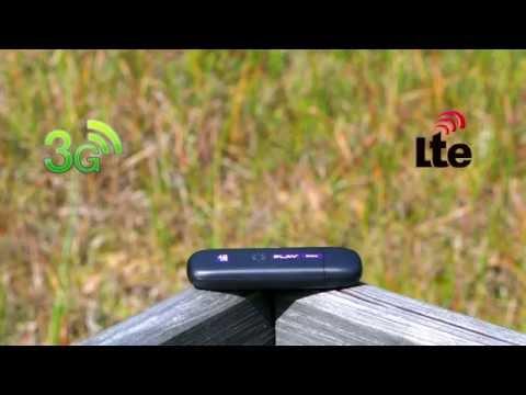 ZTE MF823 - uniwersalny i niedrogi modem LTE - Windows, Linux i Chromebook.