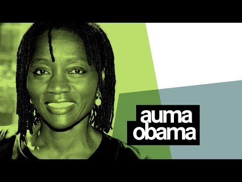 me Convention Talk: AUMA OBAMA // Forum I Stage
