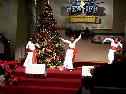 He Wants It All - Forever Jones (Praise Dancers)