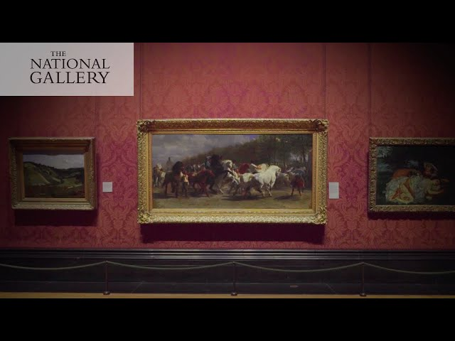 "Rosa Bonheur: ""As far as males go, I only like the bulls I paint"" 