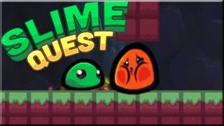 Slime Quest Game Walkthrough (All Levels)