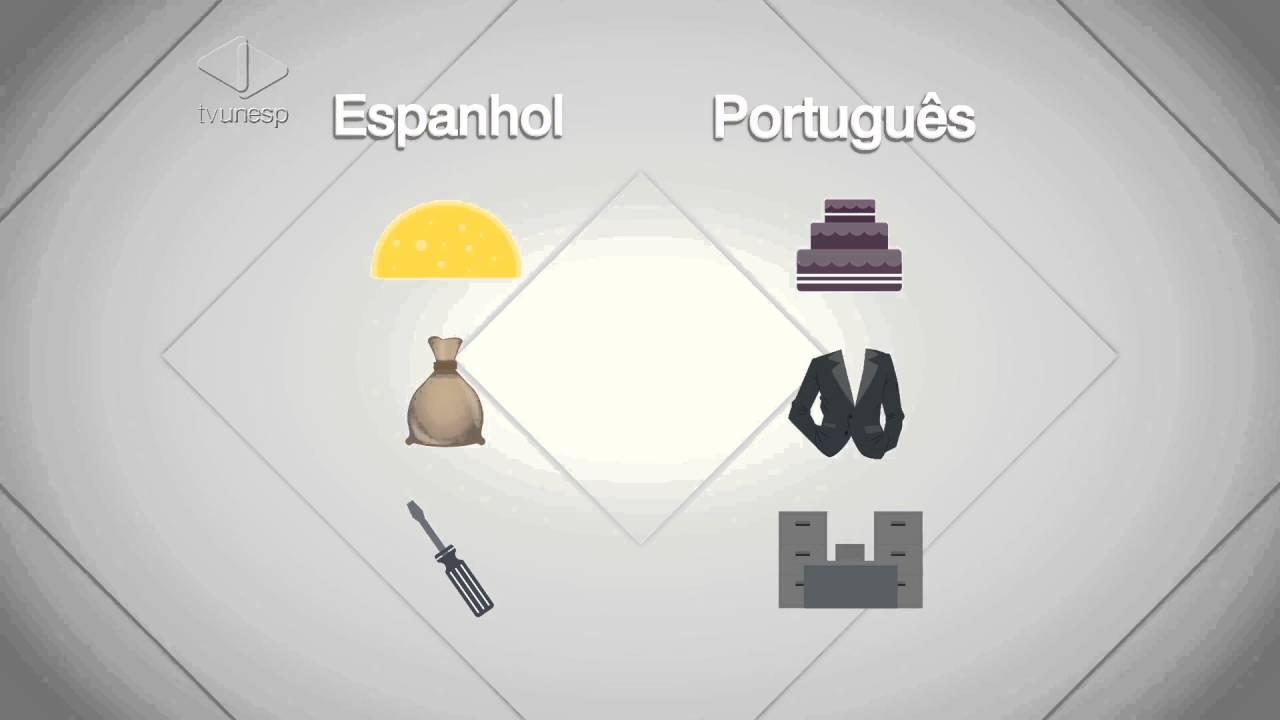 Dicas Do Guia Falsos Cognatos Espanhol Youtube