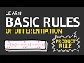PRODUCT RULE (DIFFERENTIATION) #24