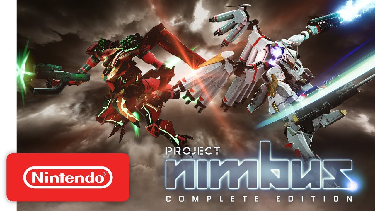 Project Nimbus: Complete Edition Takes The Mecha Action
