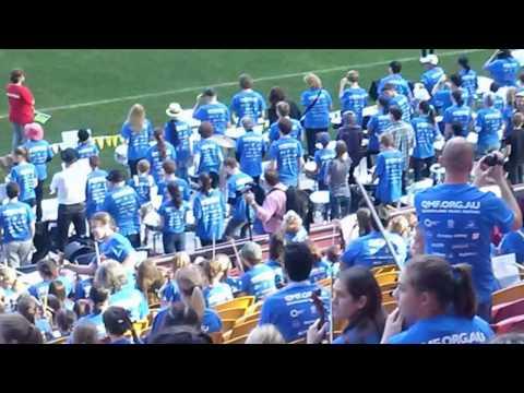 Queensland Music Festival 2013 - World's Biggest Orchestra - LIVE Recording