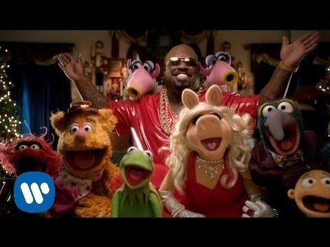 CeeLo Green Feat. The Muppets - All I Need Is Love [Official Music ...