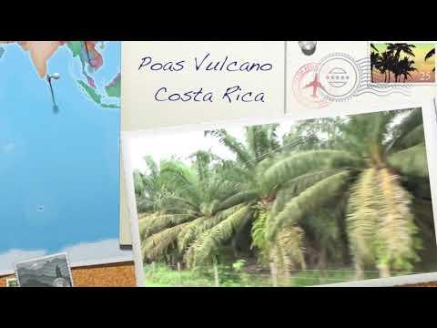 Costa Rica Poas Volcano National Park