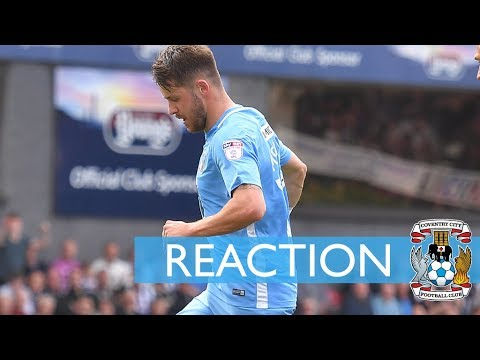 Grimsby Town Reaction | Marc McNulty