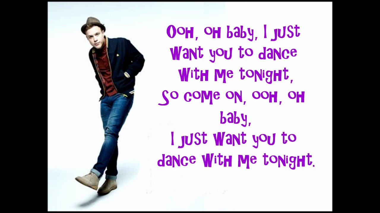 olly murs dance with me tonight youtube. Black Bedroom Furniture Sets. Home Design Ideas