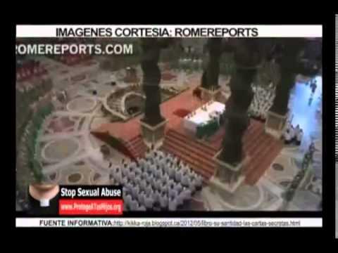 Paolo Gabriele Mayordomo del Papa Acusado por revelar documentos Secretos Inocente o culpable