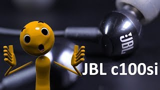 Review JBL c100si Indonesia