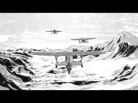 bande annonce de l'album Les Montagnes hallucinées Vol.1