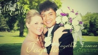 Alain & Emily Wedding Slideshow Video Thumbnail