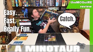 LABYRINTHOS Board Game Review