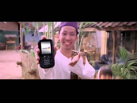 AXIS Joni Blak-Blak Post Ramadhan 2011 - Makna Lebaran