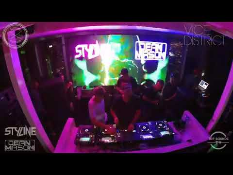 Styline B2B Dean Mason @ Sosumi Miami Pool Party 2018