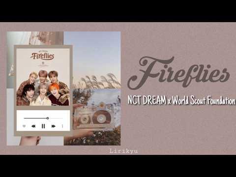 NCT DREAM - Fireflies Lyrics | Terjemahan Indonesia