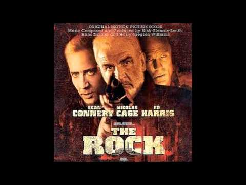 The Rock  Soundtrack - Nick Glennie-Smith & Hans Zimmer & Harry Gregson-Williams - Jade.