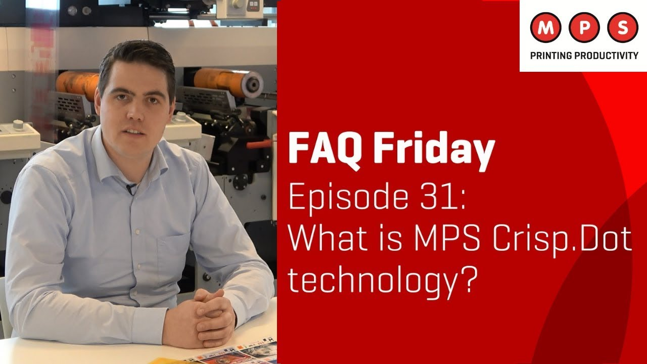 What Is Mps >> Mps Faq Friday 31 What Is Crisp Dot Technology