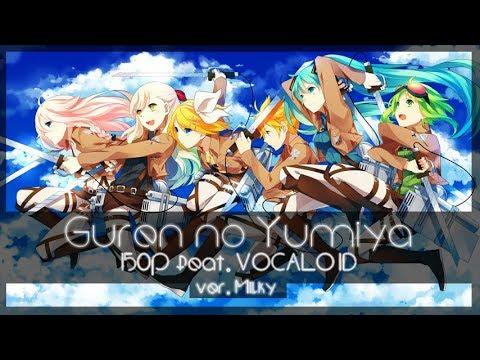 紅蓮の弓矢 - Guren no Yumiya -Vocaloid Version-「GERMAN Cover」