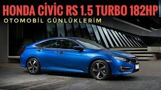 HONDA CVC RS 1.5 T 182 PS TRKE NCELEME TEST
