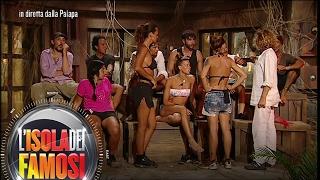 L'isola dei famosi - Raz Degan vs Eva Grimaldi