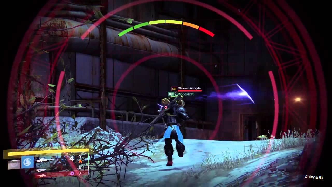 Destiny: The Dark Below - The Fist of Crota Walkthrough