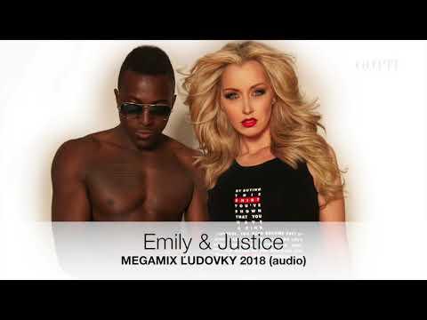 Emily & Justice - Megamix ľudovky 2018 (audio)