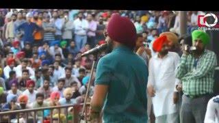 Ammy virk live performance part 2 || punjabi university patiala || attizm