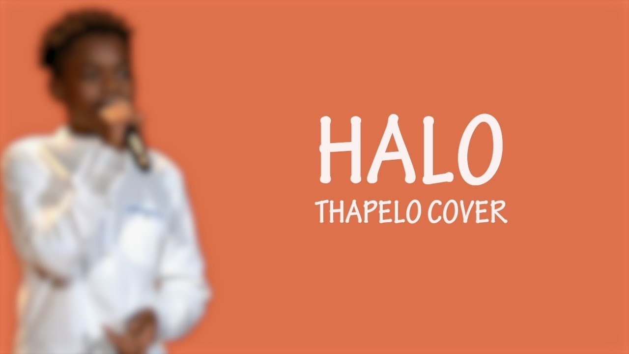 Download Beyoncé - Halo || Thapelo Cover The Voice Kids Germany (Lyric)