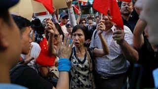 Hong Kong 20 years after handover
