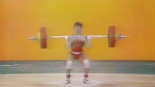 1976 Olympic Weightlifting, 60 kg \ Тяжелая Атлетика. Олимпийские Игры