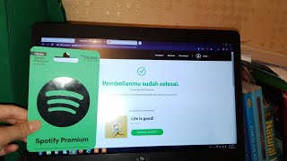 How to enable Spotify Premium Using Gift Card and Cellular data