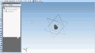 Управление МЦХ модели в Компас 3D v11 (35/49)
