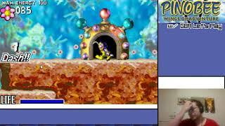 GBA Let's Play Pinobee Wings of Adventure