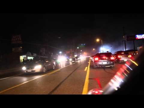 A Night Of Violence | Ferguson, MO | Nov 24th