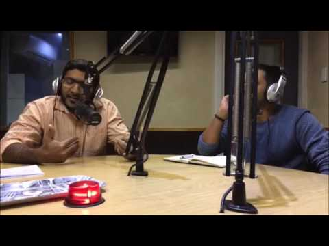 Why AccidentalMuslims.com (Part 2) on Radio Voice of the Cape