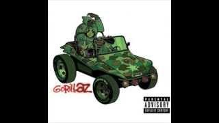 Gorillaz- Clint Eastwood Instrumental