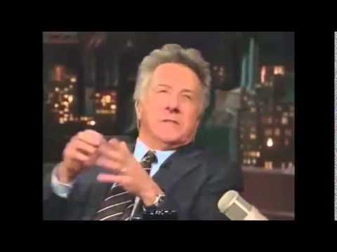 Dustin Hoffman Hilarious Moments