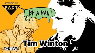 Tim Winton laments the power of toxic masculinity on young men