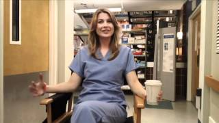 Ellen Pompeo Interview talks Grey